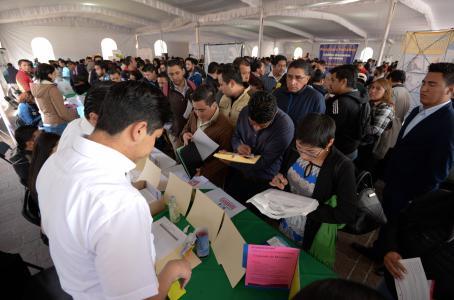 Mitad de desocupados sí tienen estudios