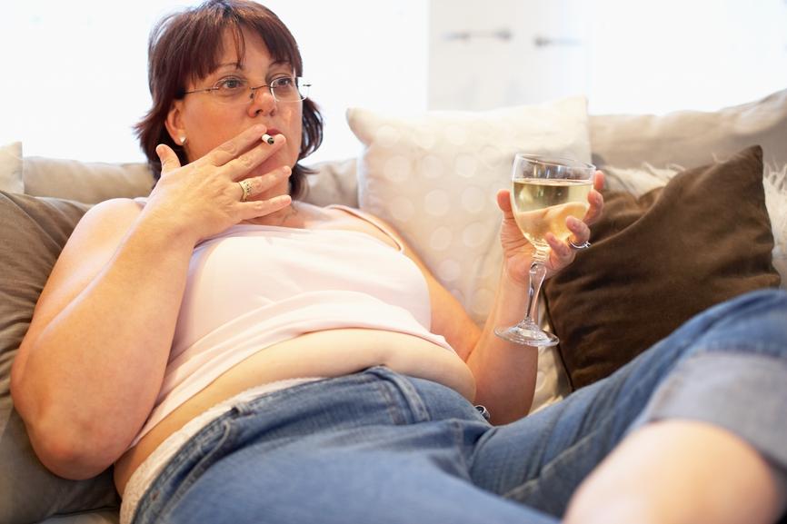 Mujer sedentaria, doble de riesgo de cáncer de mama