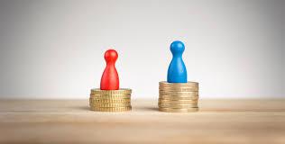 Mujeres jóvenes ganan menos que los hombres