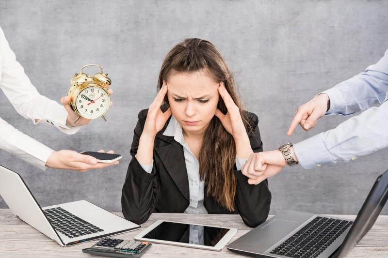 Multas de 535 mil por no atender estrés laboral en empresas