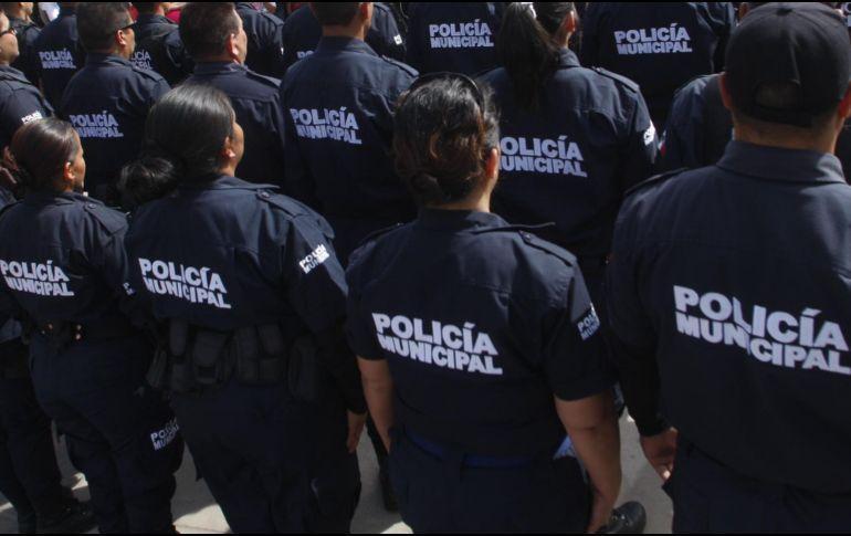 Municipios rechazan aumentar salario a policías