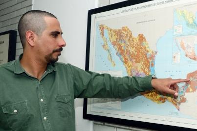National Geographic financia a investigador de la UNAM