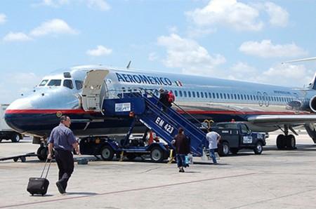 Negociación exitosa de pilotos con Aeroméxico