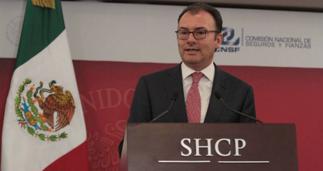 Ni alzas ni  nuevos impuestos;  sí simplificación fiscal: SHCP