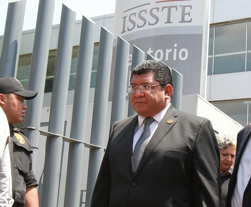 Niega Sntissste privatización del ISSSTE