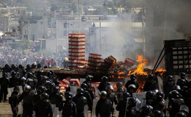 """Nissan y Cinépolis """"golpeados"""" por la CNTE"""