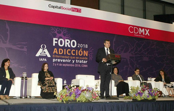 No hay un incremento alarmante en capitalinos de consumo de sustancias ilícitas: JRA