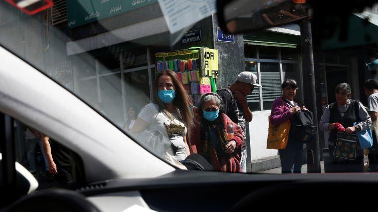 No salgan de sus casas: Secretaría de Salud