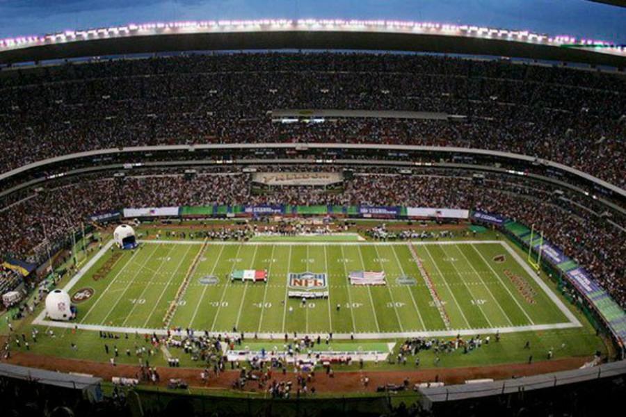 Noquea virus partido de la NFL en el Azteca este año