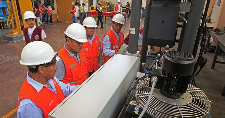 Normas laborales de seguridad a escrutinio público