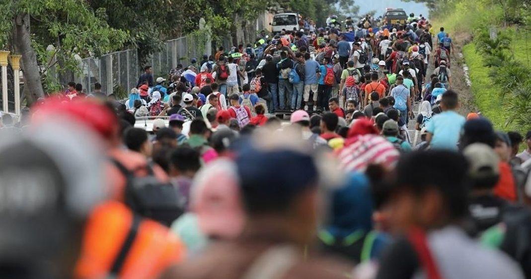 Nuestro país no será santuario de migrantes: INM