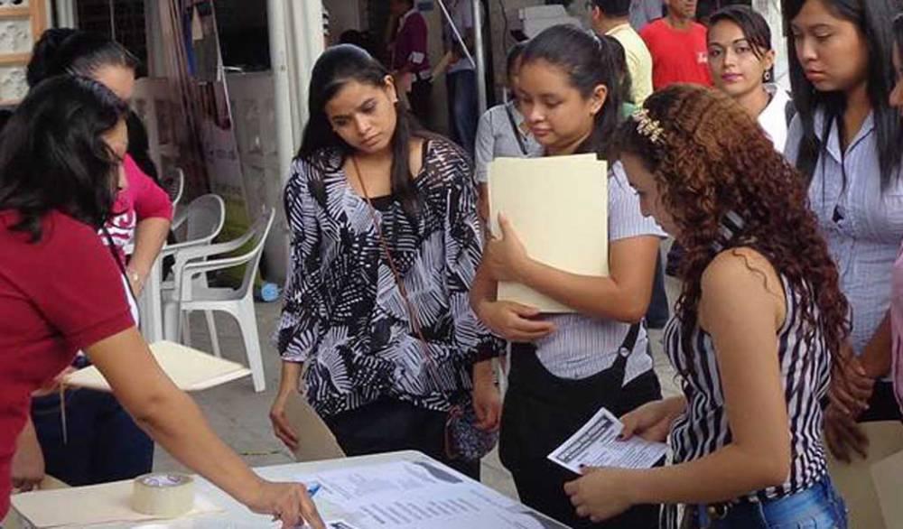 Ofertarán 2 mil vacantes en próxima Feria del Empleo