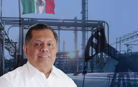 Ofrece Rosaldo auditar al sindicato petrolero si el voto le favorece