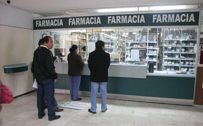 Ofrecen al IMSS medicamentos originales, para disminuir cargas financieras