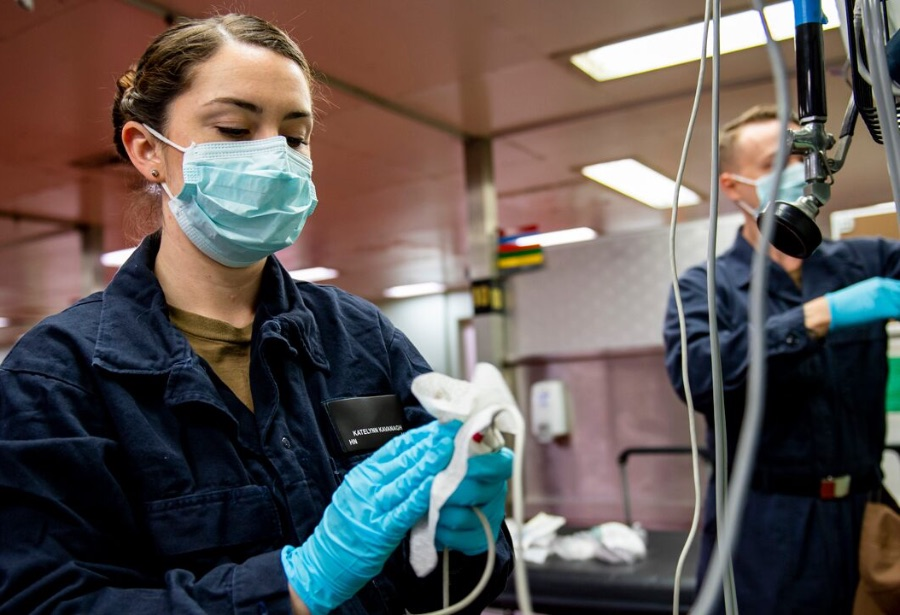 OIT advierte segunda ola de coronavirus si no se protege a los trabajadores