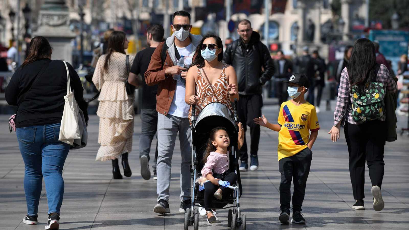 OMS advierte sobre nueva y mortal oleada de COVID-19 en Europa