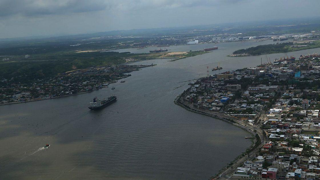 Organizaciones sindicales del sector marítimo fortalecen su estructura para presentar queja laboral
