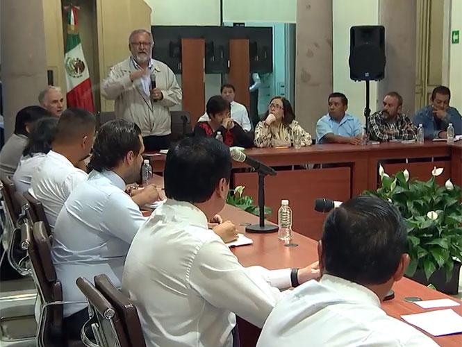 Pactan tregua CNTE y Gobierno