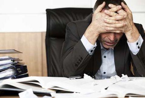 Padecen estrés laboral, 40% de trabajadores en México