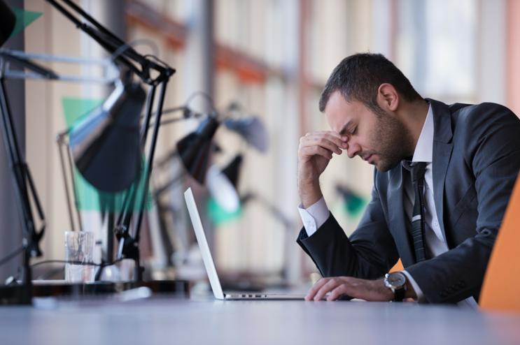 ¿Padeces estrés por tecnología?