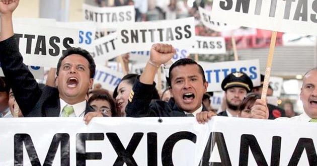 Pagarán 159 mdp por quiebra de Mexicana