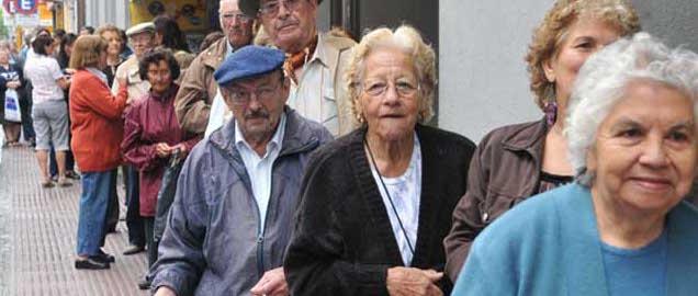 Pago de pensiones, el agobio de siempre