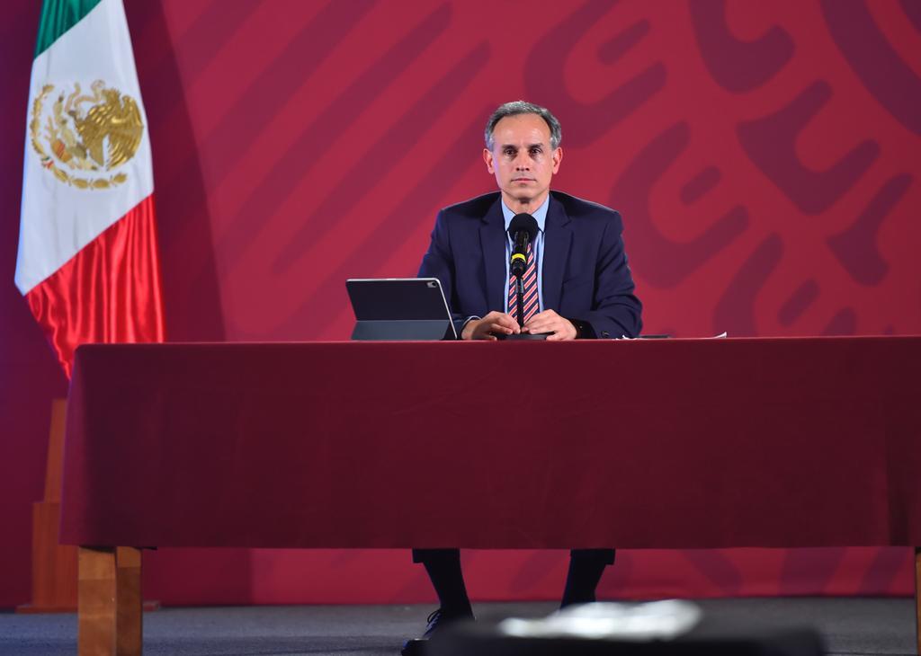 Pandemia se va hasta octubre, eso es un éxito: López-Gatell