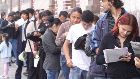 Panorama laboral en México poco alentador en 2018