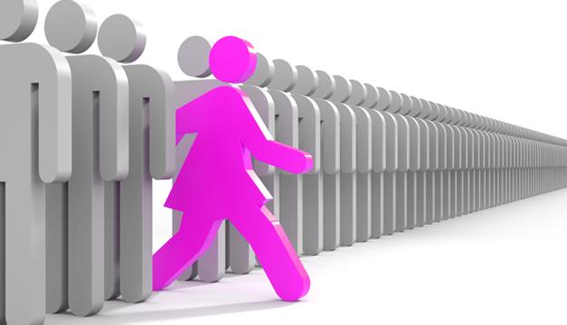 Paro de mujeres para mostrar lo desigual del mercado laboral en México