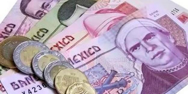 Peso mexicano cierra su peor año desde 2008