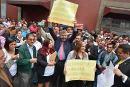 Piden a Morena sacar manos de elección sindical