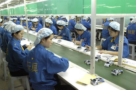Piden copiar a los chinos para mejorar salarios