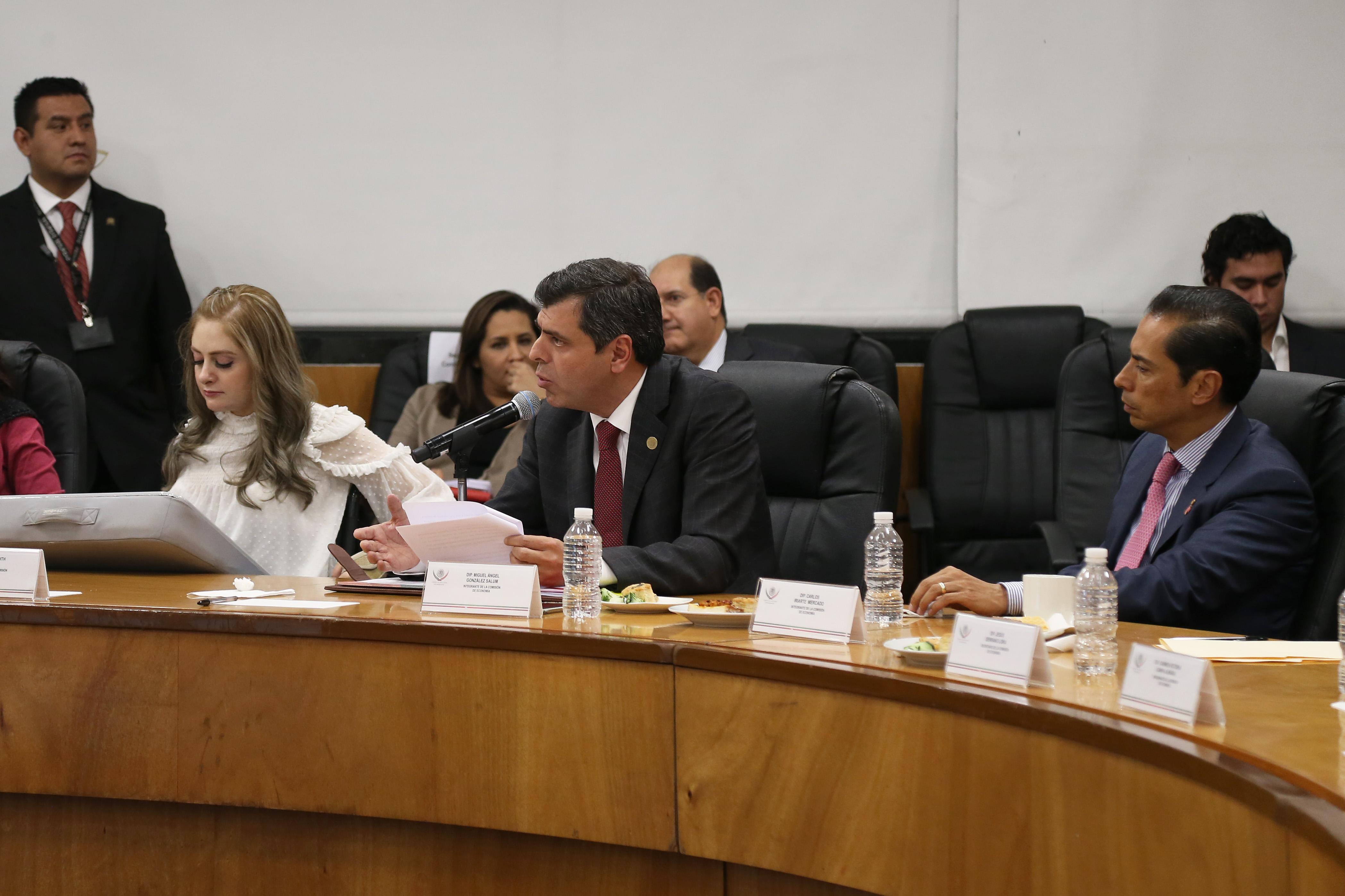 Piden legisladores continuar monitoreando mercados en favor de empresarios mexicanos