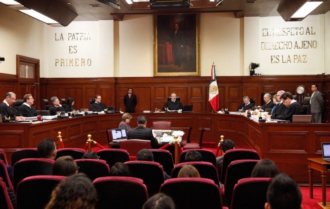 Piden magistrados y jueces federales a SCJN intervenir contra disminución salarial
