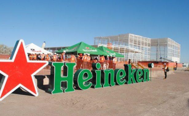 Planta de Heineken en Chihuahua generará cerca de mil 800 empleos