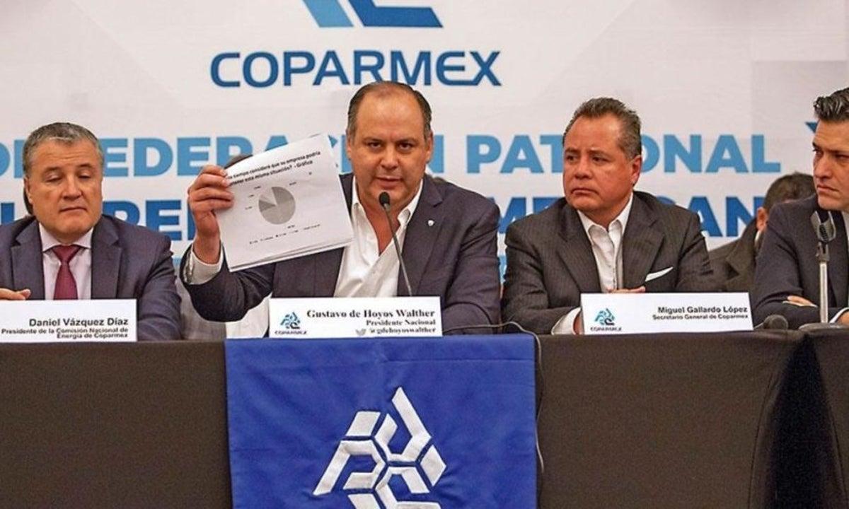 Plantea Coparmex 'salario solidario' a empleados