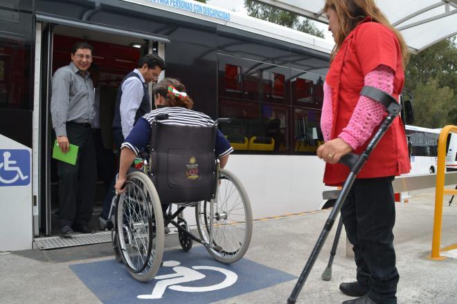 Plantean eliminar discriminación en el empleo por discapacidad física