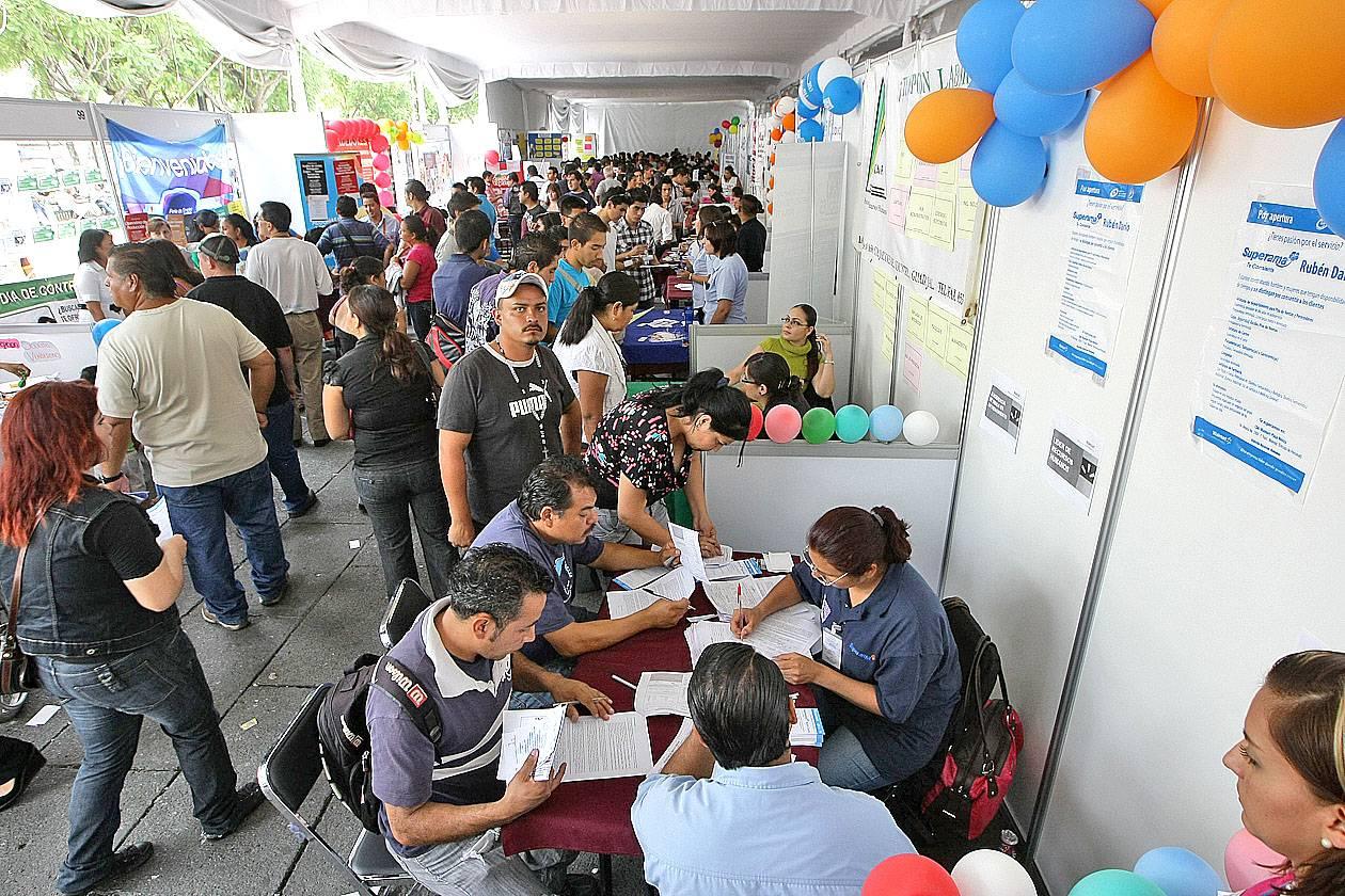 Por medio de la STyFE se colocan en trabajo formal 7,000 personas