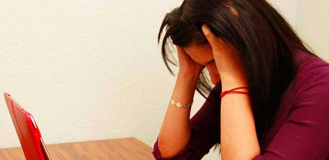 Posvacaciones genera síntomas de ansiedad, depresión o agresividad