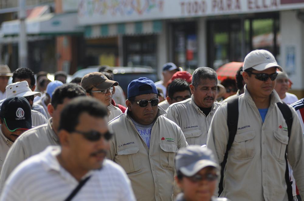 Preparan despido masivo en Pemex