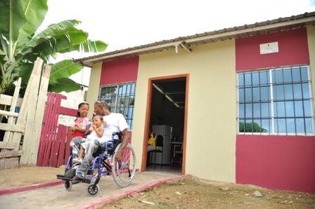 Preparan plan de vivienda para discapacitados