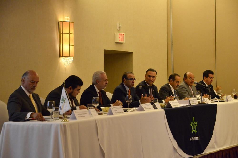 Presentará Concamin propuestas ante OIT