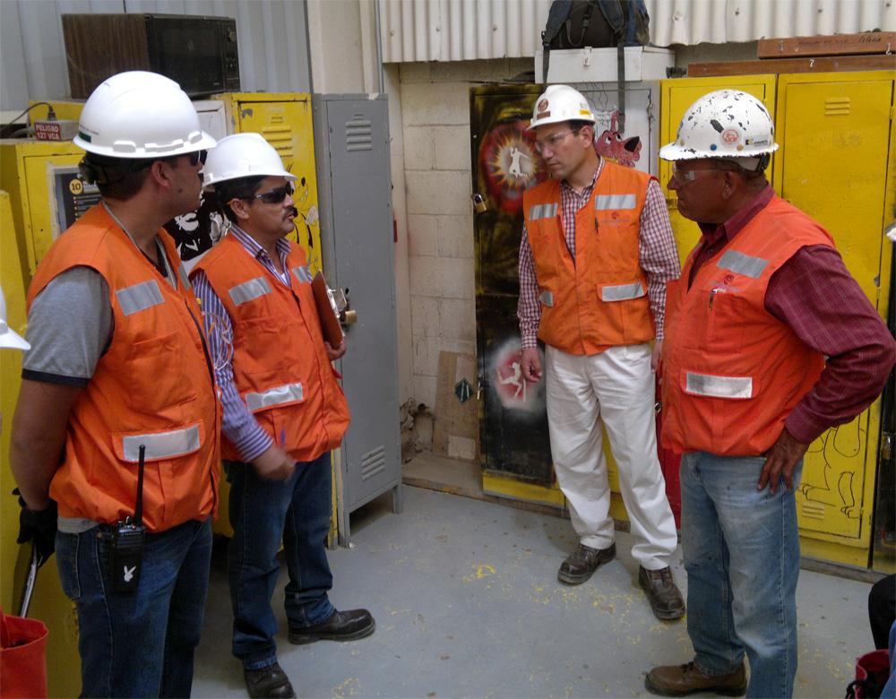 Presume STPS inspecciones a centros laborales