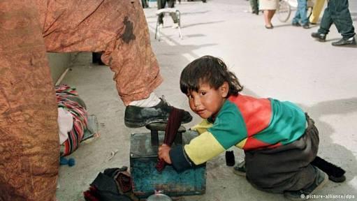 Presumen ligera reducción de trabajo infantil