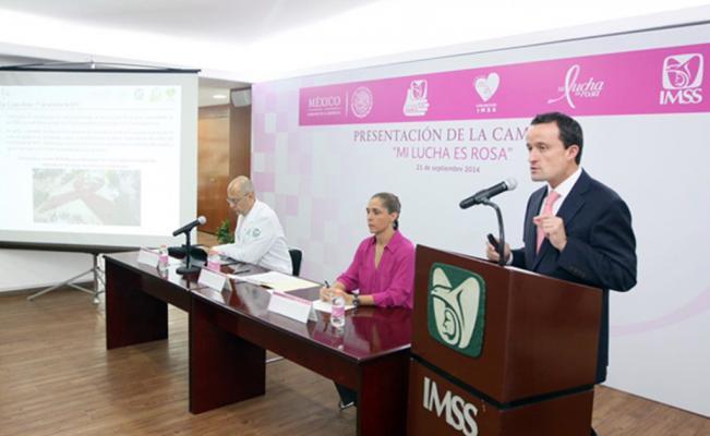 Presumen menos muerte por cáncer de mama