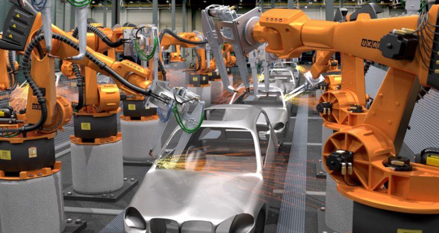 Prevén uso de robots industriales