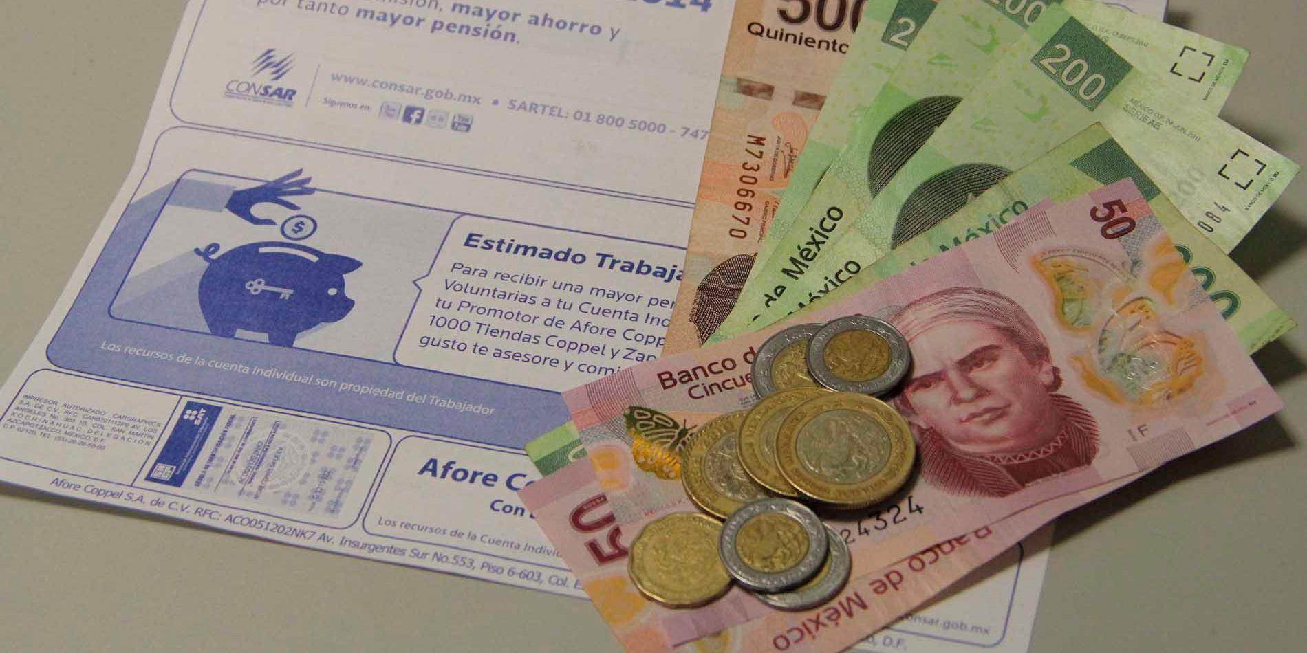 Prodecon pide reducir impuestos sobre el retiro de pensión