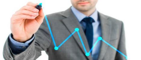Productividad laboral de la economía avanzó 0.4 por ciento