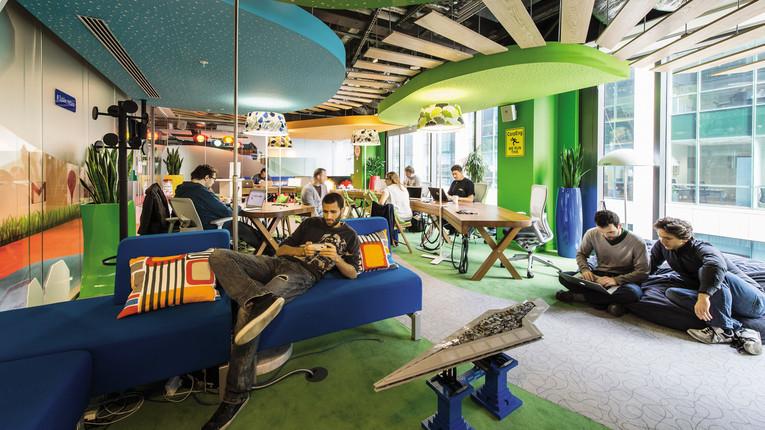 Productividad no es trabajar más: Google