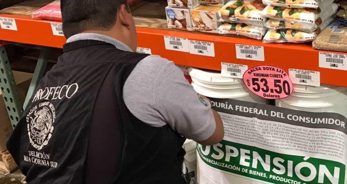 Profeco reporta variación de precios en productos básicos